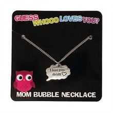 MOM BUBBLE NECKLACE