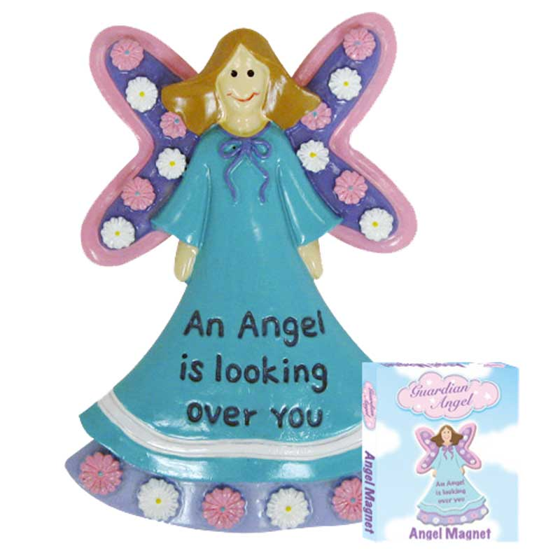 GUARDIAN ANGEL CERAMIC MAGNET