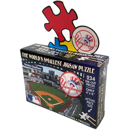 YANKEES SMALLEST JIGSAW PUZZLE
