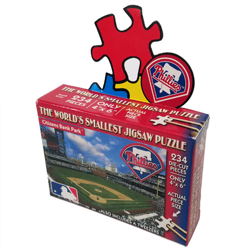 PHILLIES SMALLEST JIGSAW PUZZLE