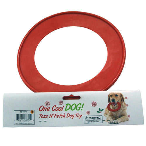TOSS AND FETCH DOG TOY