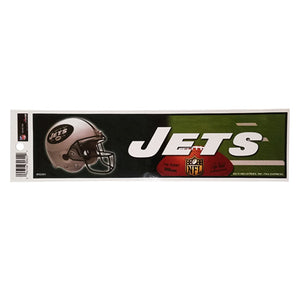 JETS BUMPER STICKER