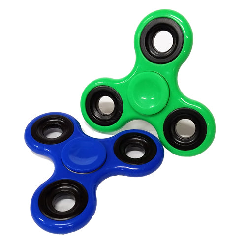 METALLIC SPINNER TOY