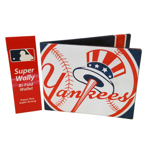 YANKEES BIFOLD WALLET