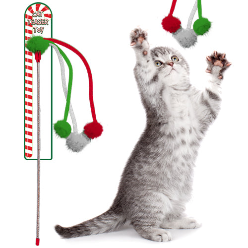 HOLIDAY CAT TOY