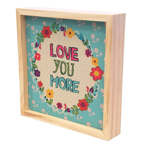 LOVE YOU FRAME