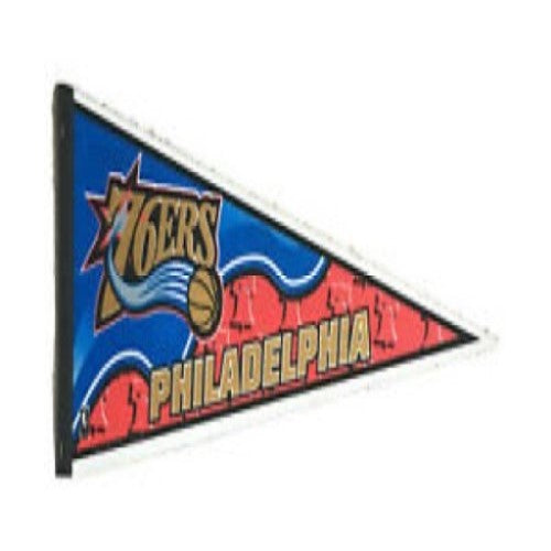 76ERS X-LARGE PENNANT