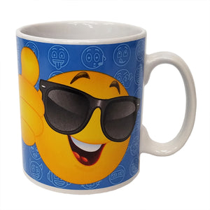 ONE COOL DAD EMOJI MUG