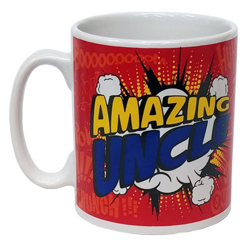 AMAZING UNCLE MUG