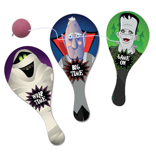 MONSTER PADDLE GAME