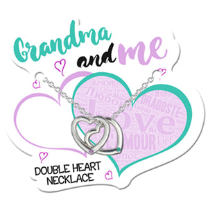 GRANDMA AND ME NECKLACE