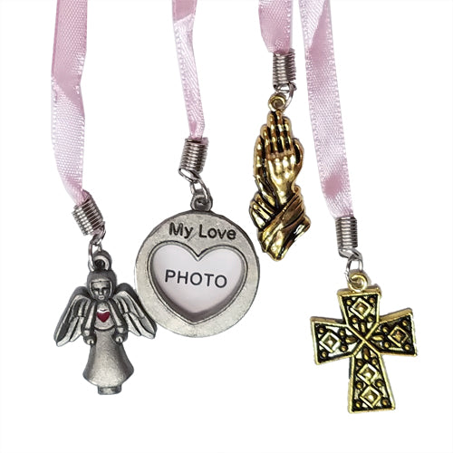 RELIGIOUS RIBBON BOOKMARKS