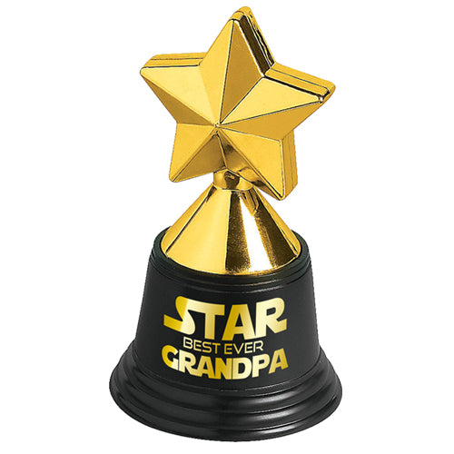 STAR GRANDPA TROPHY