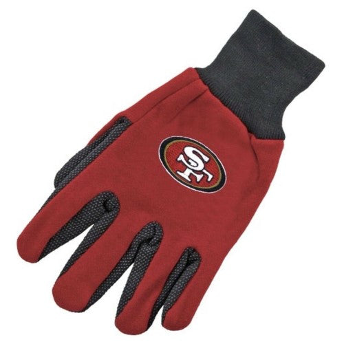 49ers  UTILITY GLOVES