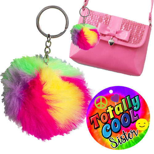 TOTALLY COOL SISTER POMPOM