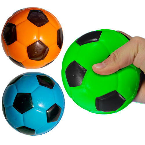 SQUISHY SOCCER BALL