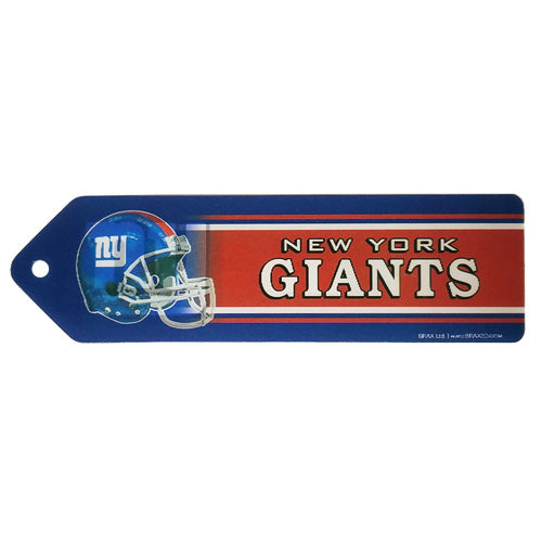 GIANTS BOOKMARK