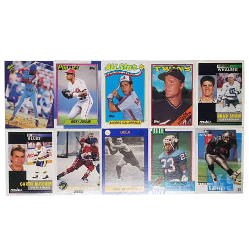 ASSORTED SPORT CARDS