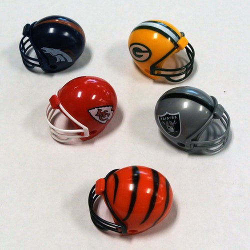 FOOTBALL HELMET PENCIL TOPPER