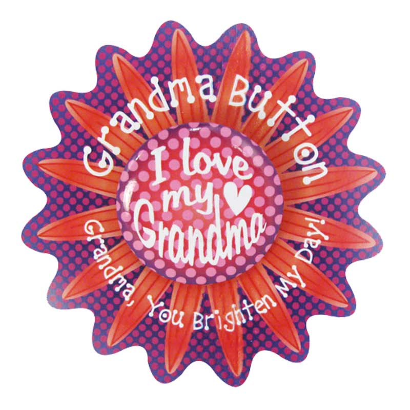 GRANDMA INSPIRATION PIN