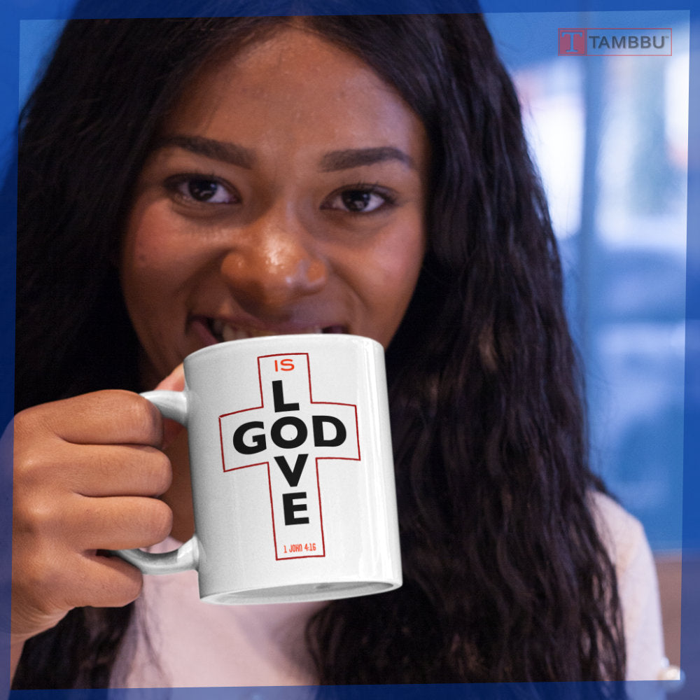 God Is Love Mug