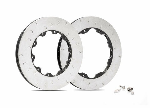 Alcon O.E. Replacement Disc Ring 390x32.8mm 2011+ Nissan R35 GT-R Front Axle Set(Pair)