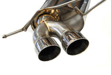 Berk Technology BMW 135i Axle-Back Street Performance Exhaust with Sport Muffler