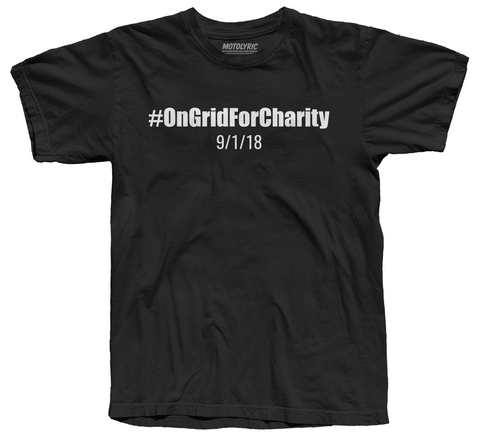 OnGrid For Charity T-Shirt