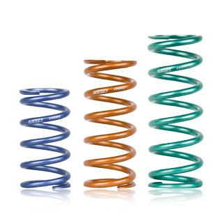 Swift Springs Metric Coilover Springs 65mm ID, 5 inch length, 34 kg/mm Pair