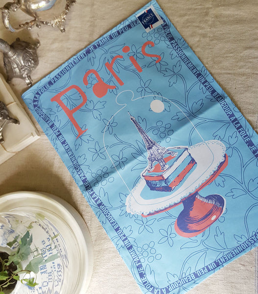 Fabulous French Torchons ~ tea towels