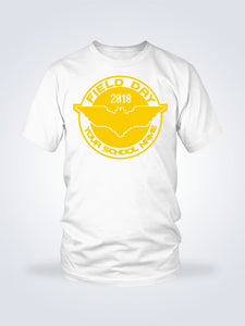 Field Day Bat Tee - 1 Color - On White