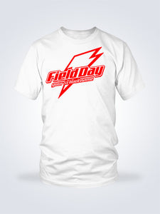 Field Day Gatorade Tee - 1 Color - On White