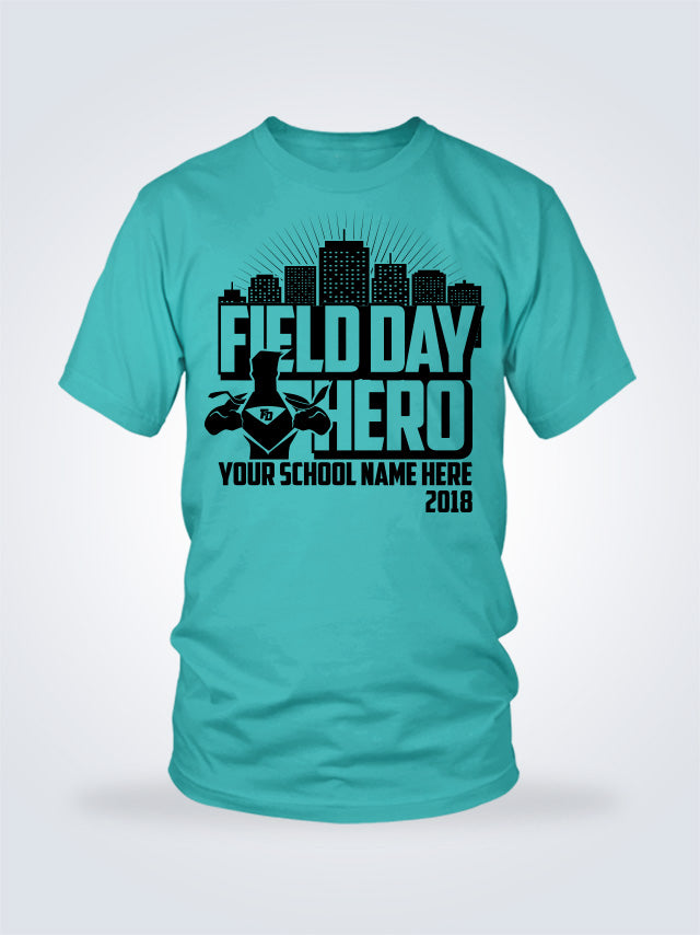 Field Day Hero Tee - 1 Color