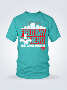 Field Day Hero Tee - 2 Colors