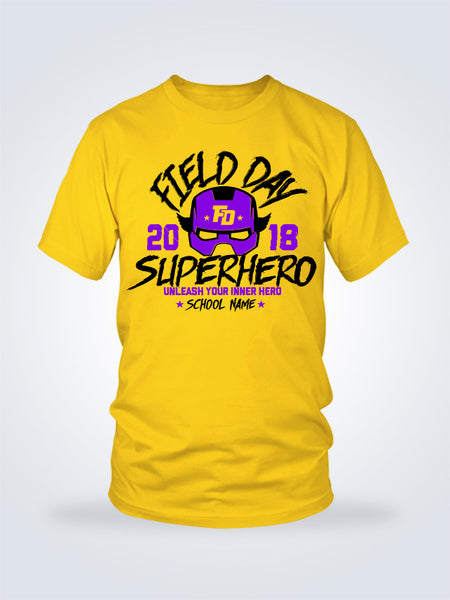 Field Day Ironman Tee - 2 Colors