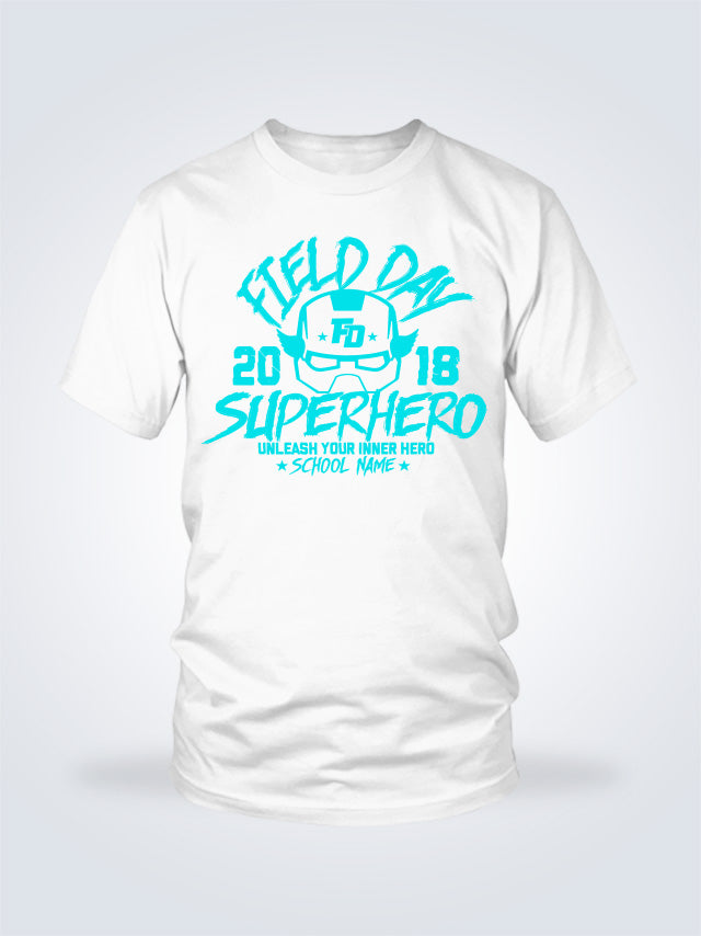 Field Day Ironman Tee - 1 Color - On White
