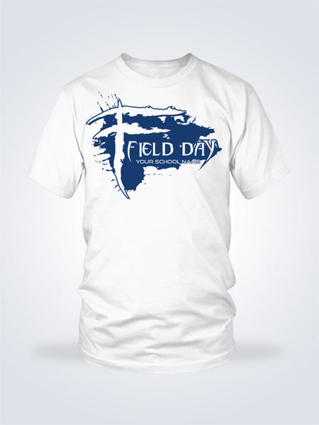 Field Day Monster Tee - 1 Color - On White