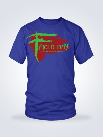Field Day Monster Tee - 2 Color