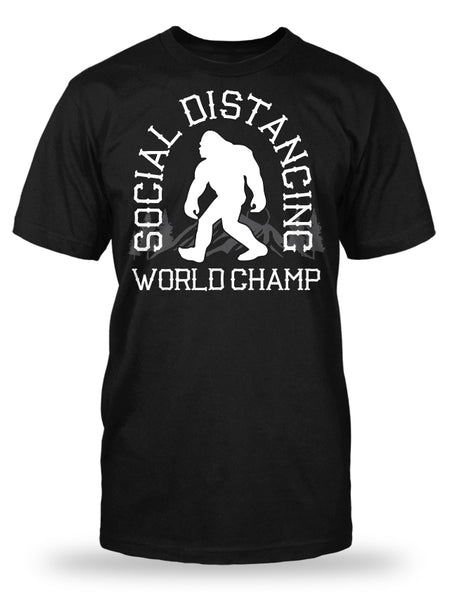 Social Distancing Champ