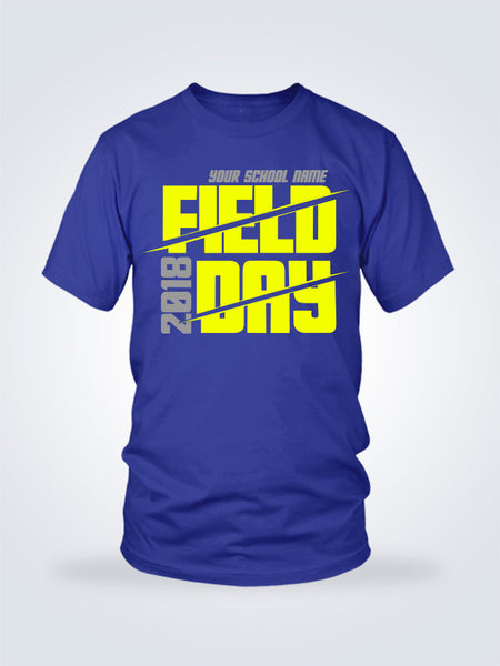Field Day Slash Tee - 2 Colors