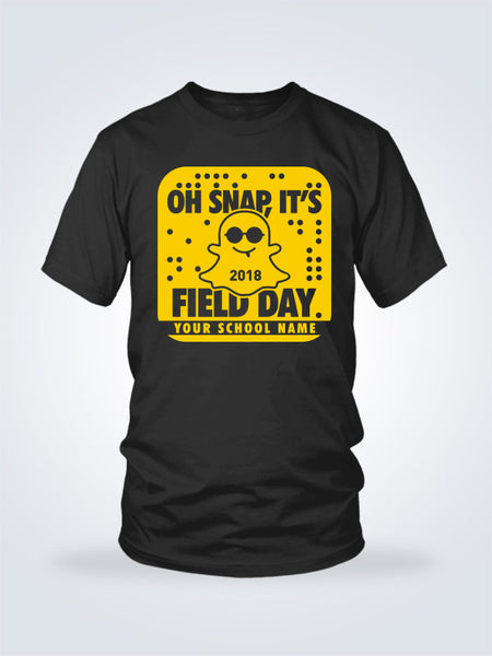Field Day Snap Tee - 1 Color