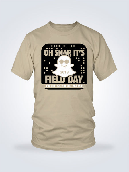 Field Day Snap Tee - 2 Colors