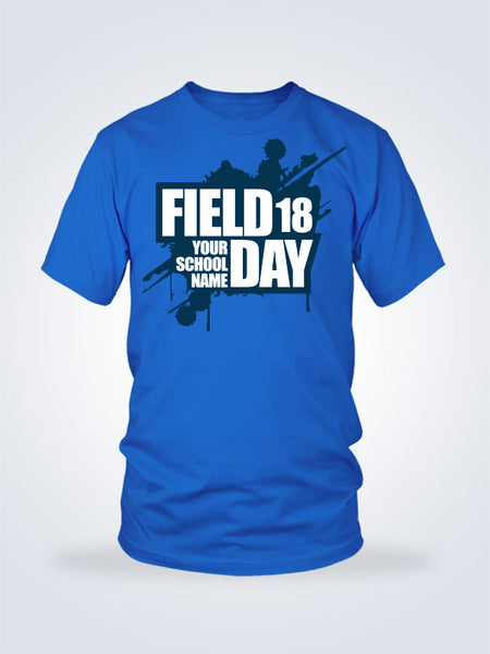 Field Day Splat Tee - 2 Colors