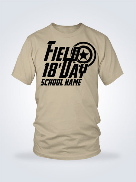 Field Day Captain Tee - 1 Color