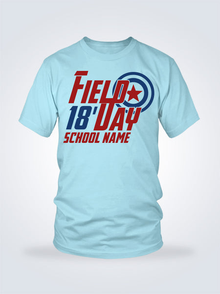 Field Day Captain Tee - 2 Colors