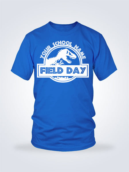 Field Day Dino Tee - 1 Color