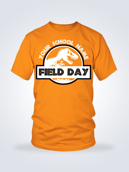 Field Day Dino Tee - 2 Colors