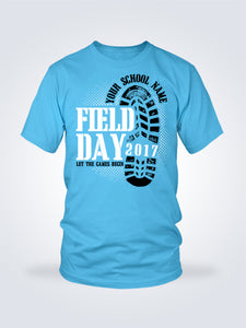 Field Day Boot Camp Tee - 2 Colors