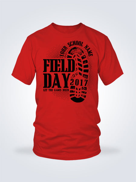 Field Day Boot Camp Tee - 1 Color