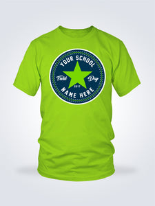 Field Day Circle Converse Tee - 2 Colors